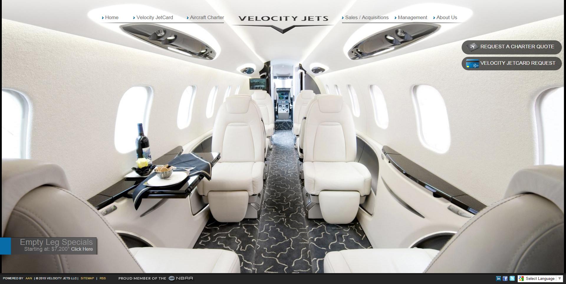 Velocity Jets