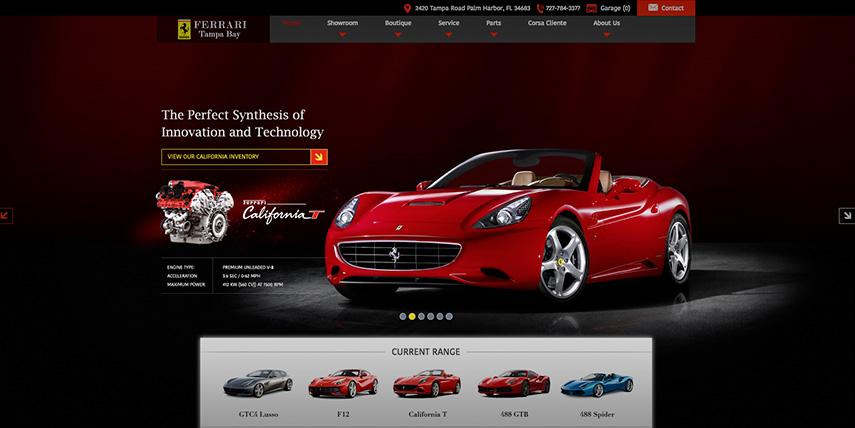 Portfolio Auto Dealer Websites Car Dealer Websites